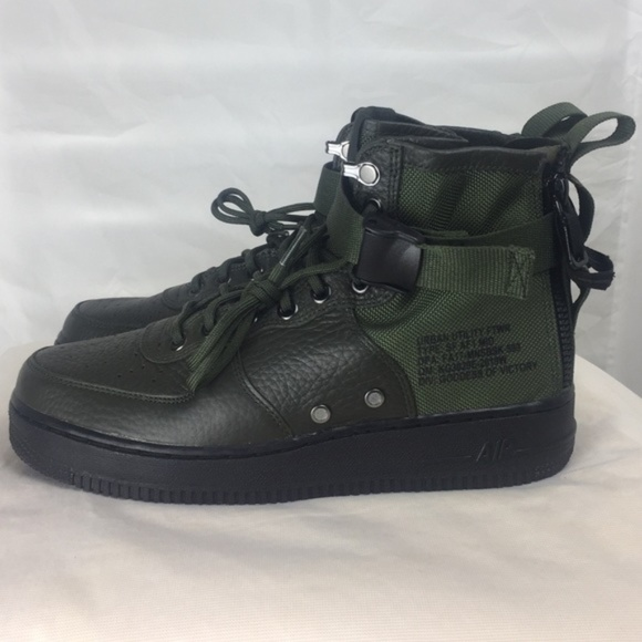 nike sf air force 1 olive